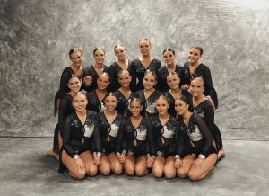 Dance Team Takes on Nationals
