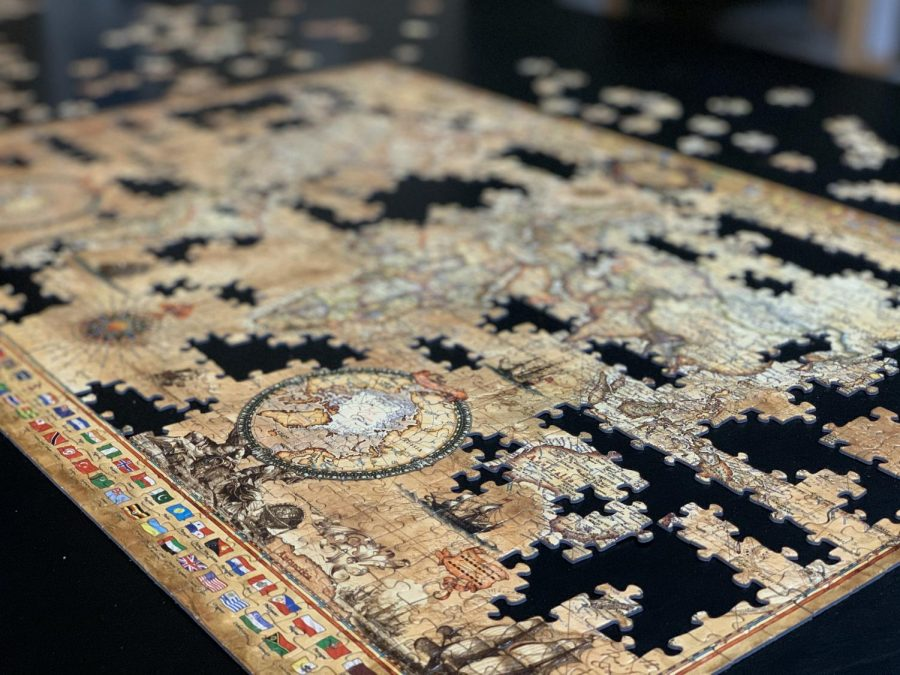 These Puzzling Times...