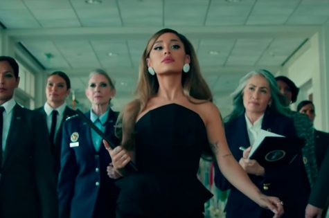 Ariana Grande's Newest Single is Here: Positions