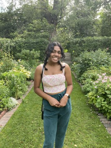 Photo of Nila Chandramouli