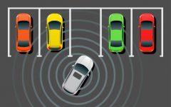 Self-driving Smart Car Auto Parking
