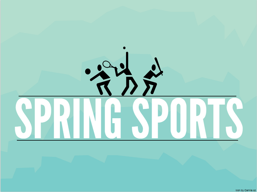 Spring Sports Are In Full Swing
